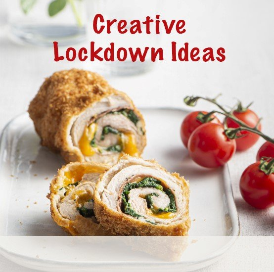 Creative Lockdown